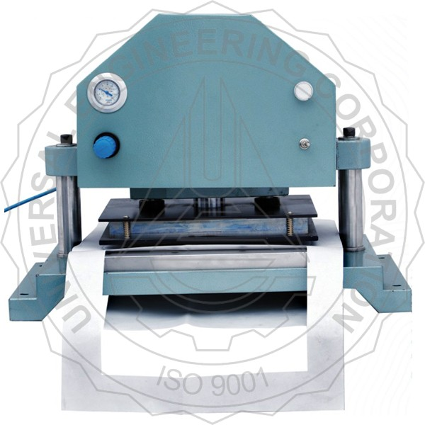 PUNCH & DIE CUTTER PNEUMATIC CLAMPING (20 X 25 cm) & 21 X 29.7 cm