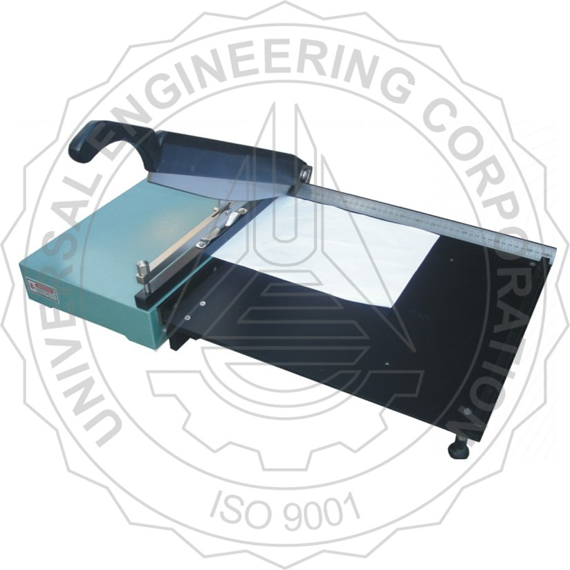 SAMPLE CUTTER - ADJUSTABLE (GUILLOTINE TYPE)