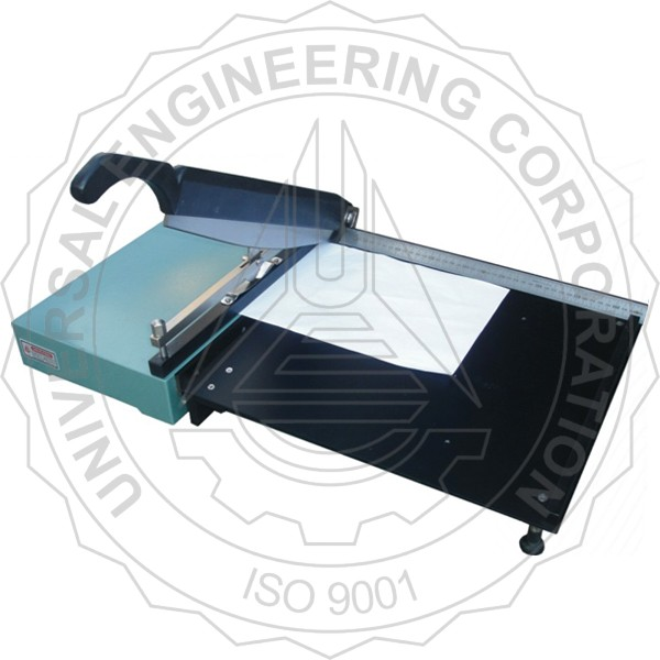 SAMPLE CUTTER - GUILLOTINE TYPE
