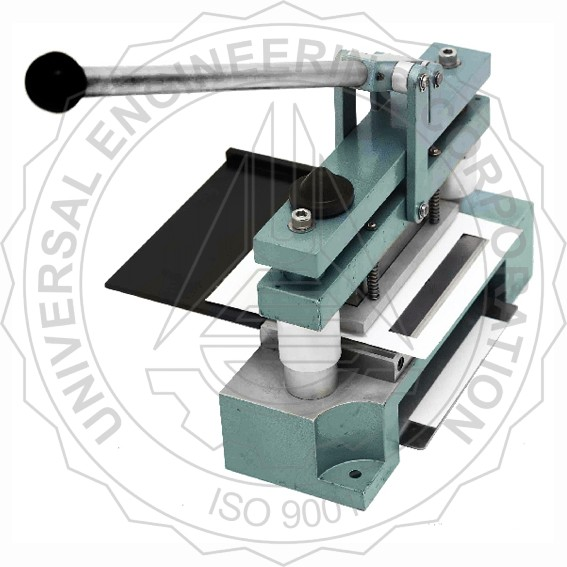 SAMPLE STRIP CUTTER PUNCH & DIE TYPE  (FOR VARIOUS TEST SPECIMEN)