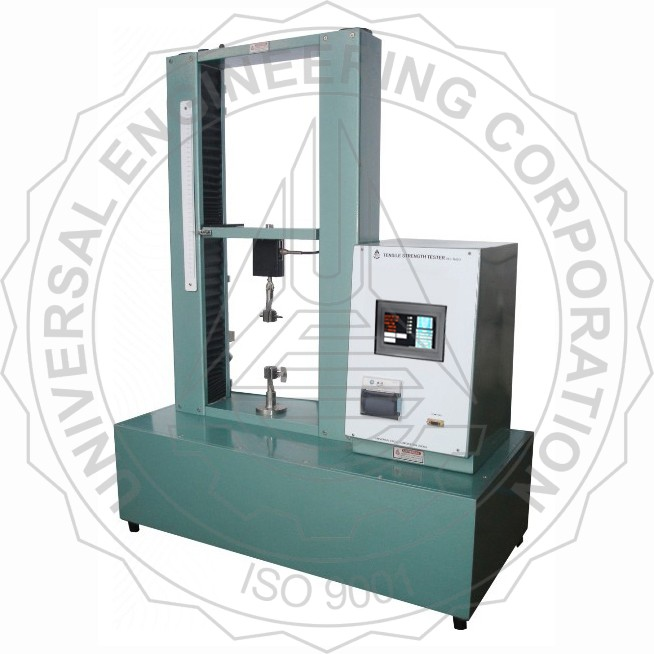 TENSILE STRENGTH TESTER - VERTICAL (TOUCH SCREEN OPERATED)