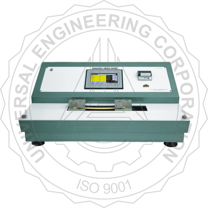 TENSILE TESTER - HORIZONTAL (TOUCH SCREEN)