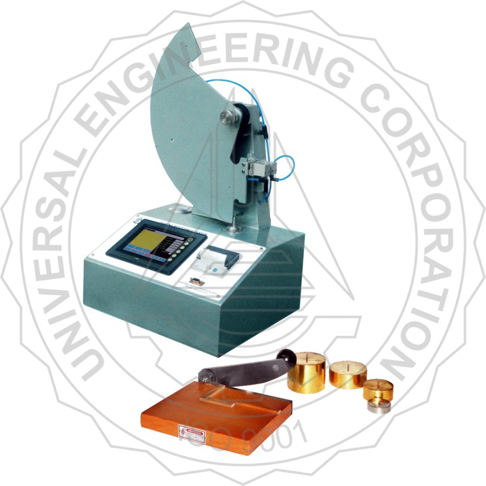 TEARING RESISTANCE TESTER (TOUCH SCREEN)