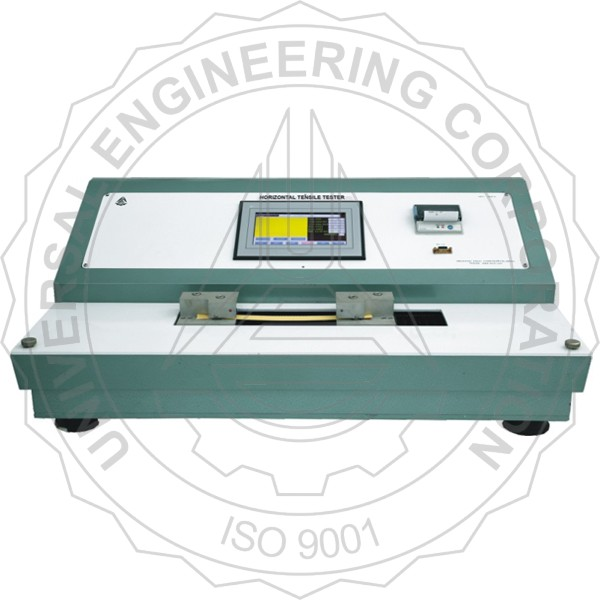 TENSILE TESTER (HORIZONTAL MODEL, MICROPROCESSOR BASED)