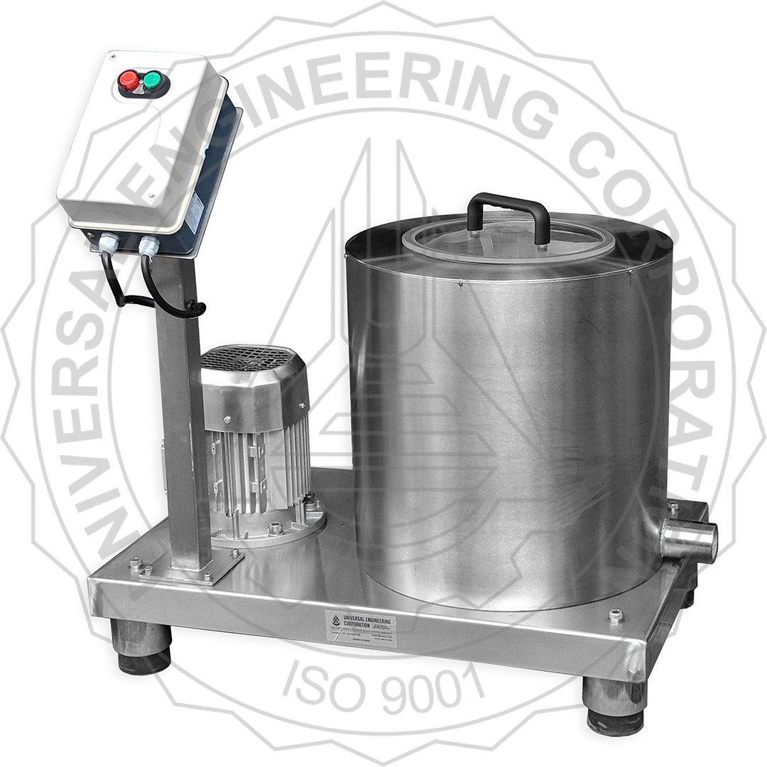PULP CENTRIFUGE (PULP WASHING UNIT)