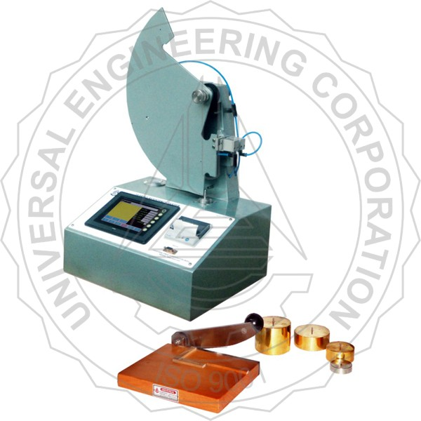 TEARING RESISTANCE TESTER- TOUCH SCREEN CONTROLLED MODEL