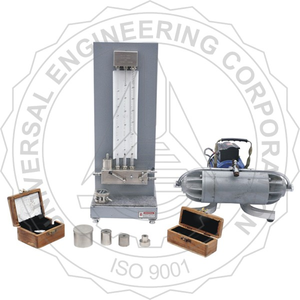 SMOOTHNESS & POROSITY TESTER (BENDTSEN TYPE)