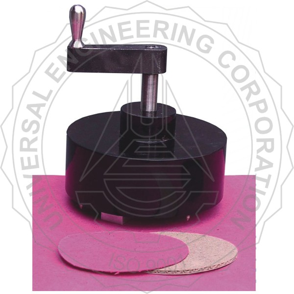 CIRCULAR SAMPLE CUTTER FOR FCT