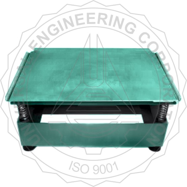 PACKAGE SHAKER / VIBRATING TABLE